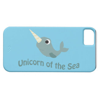 Unicorn of the Sea iPhone 5/5S Cases