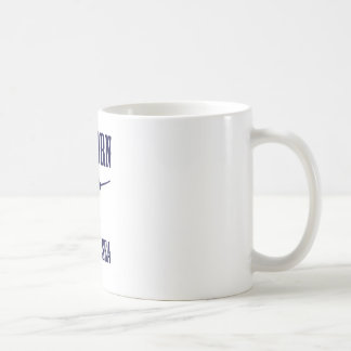 Unicorn of the Sea (Narwhal) Basic White Mug