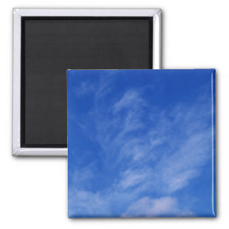 Unicorn or Dragon in the Clouds - Magnet