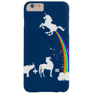 Unicorn origin barely there iPhone 6 plus case