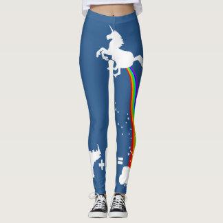 Unicorn origin leggings