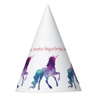 Unicorn - Party Hat