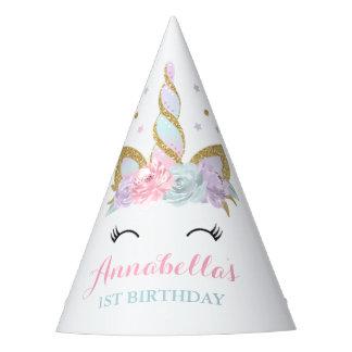 Unicorn Party Hat Magical Unicorn Birthday Party