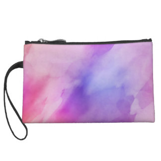 Unicorn Pastel Designed Mini Clutch