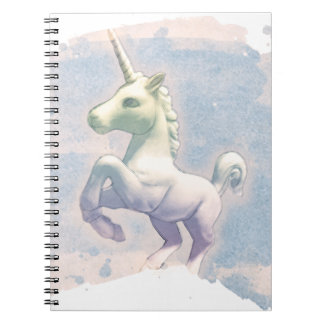 Unicorn Photo Notebook 80 Pages (Moon Dreams)