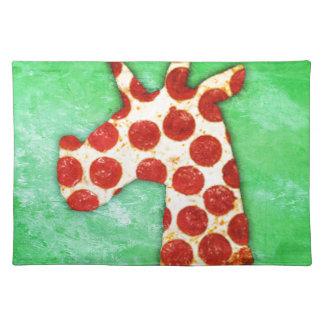 Unicorn Pizza Placemat