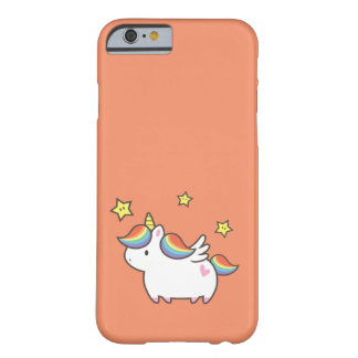 Unicorn Pony Barely There iPhone 6 Case