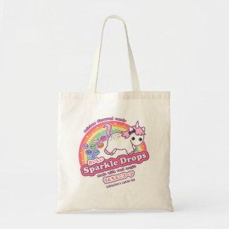 Unicorn Poop Candy Tote Bag