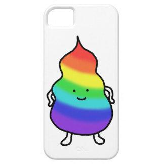 Unicorn Poop Funny iPhone Case Rainbow Poop Joke iPhone 5 Case