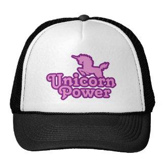 Unicorn Power! Trucker Hat