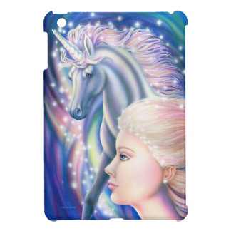 Unicorn Princess iPad Mini Covers