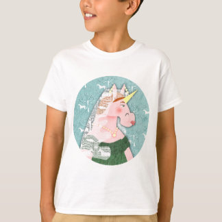 Unicorn Queen Victoria T-Shirt