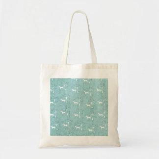 Unicorn Queen Victoria Tote Bag