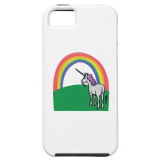 Unicorn Rainbow Cover For iPhone 5/5S