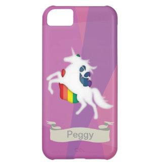 Unicorn Rainbow iPhone 5C Covers