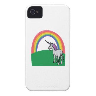 Unicorn Rainbow iPhone 4 Covers