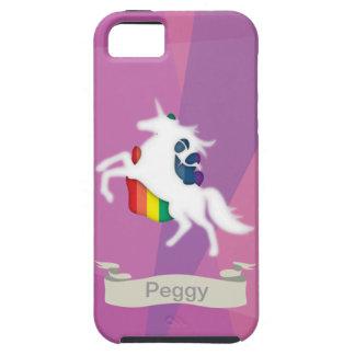 Unicorn & Rainbow iPhone 5 Cases
