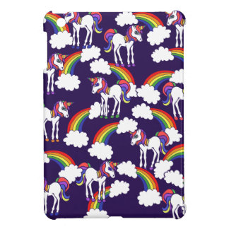 Unicorn Rainbows iPad Mini Cases