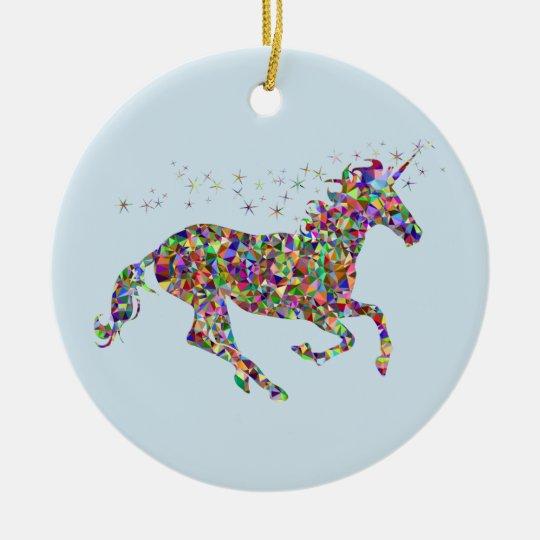 Unicorn Real Magic Ornament