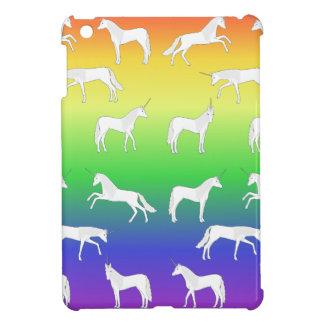 Unicorn selection cover for the iPad mini