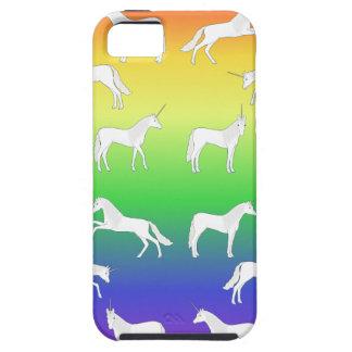 Unicorn selection tough iPhone 5 case