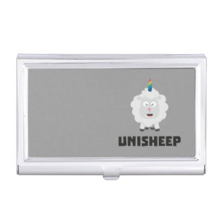 Unicorn Sheep Unisheep Z4txe Business Card Holder