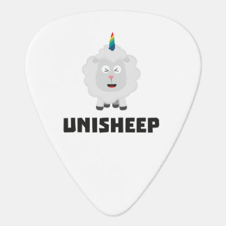 Unicorn Sheep Unisheep Z4txe Guitar Pick