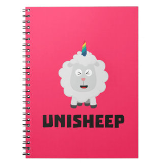Unicorn Sheep Unisheep Z4txe Notebook