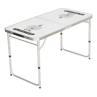 Unicorn Sheep Unisheep Z4txe Pong Table