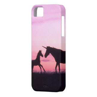 Unicorn Silhouette iPhone 5 Case