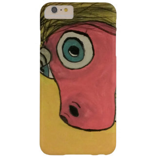 Unicorn Skulls Have Glass Eyes Barely There iPhone 6 Plus Case