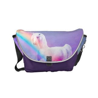 Unicorn Small Messenger Bag