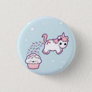 Unicorn Sprinkles 3 Cm Round Badge