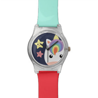 Unicorn & Stars Watch