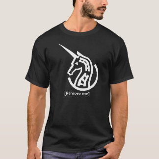 Unicorn Status Report   Commemorating Black Shirt