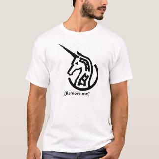 Unicorn Status Report   Commemorating White Shirt