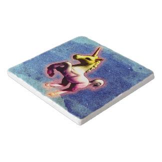 Unicorn Stone Trivet (Galaxy Shimmer)