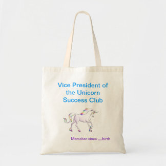 Unicorn Success Club bag