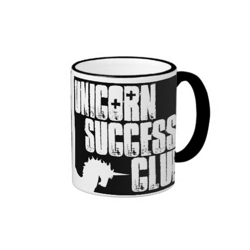 Unicorn Success Club Mug