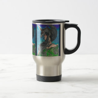 Unicorn Summoner Travel Mug