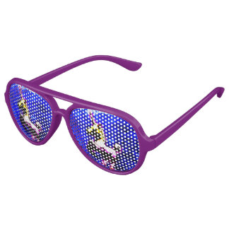 Unicorn Sunglasses Shades (Punk Cupcake)