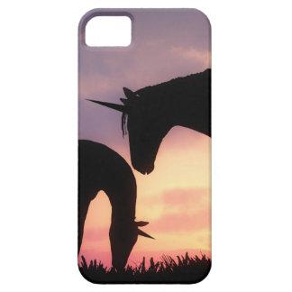 Unicorn Sunset iPhone 5 Covers