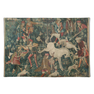 Unicorn Tapestry Placemat