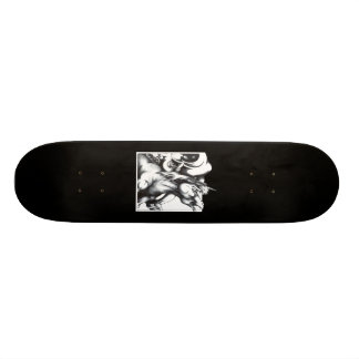 Unicorn the other, other white meat skateboard