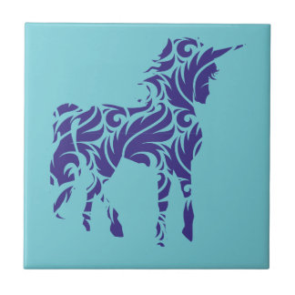 Unicorn Tile