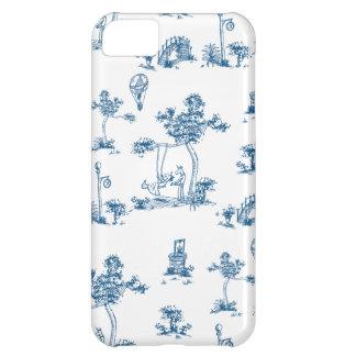 Unicorn Toile Iphone Case