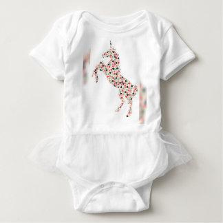 Unicorn Tutu Baby Bodysuit
