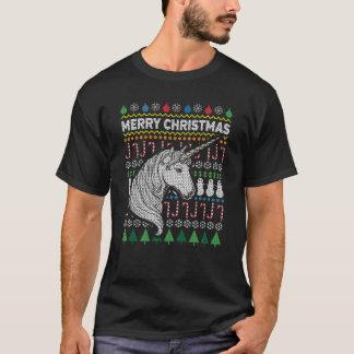 Unicorn Ugly Christmas Sweater Wildlife Series