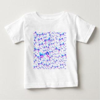 Unicorn Universe Pattern Baby T-Shirt