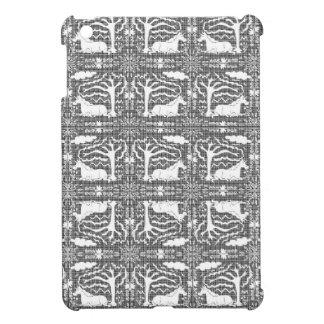 Unicorn Victorian Lace iPad Mini Case